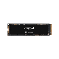 Crucial P5 1TB 3D NAND NVMe PCIe M2  SSD