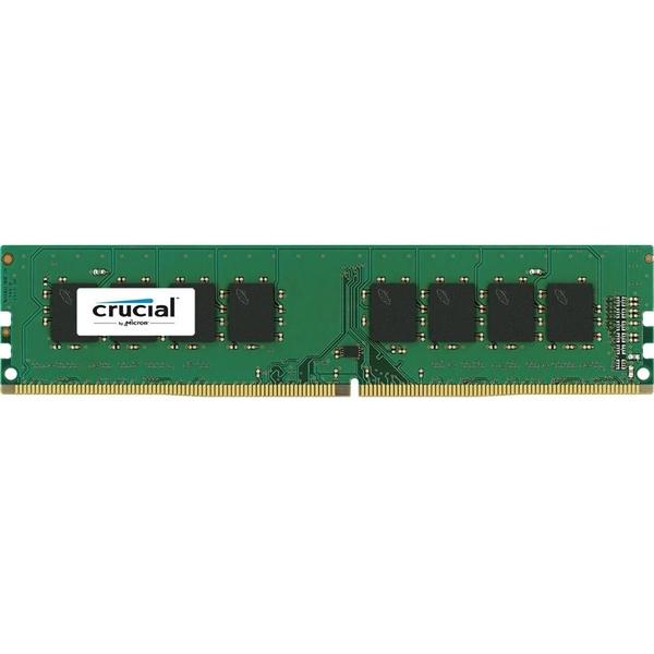 Crucial DDR4 2400MHz 16GB CL17 DR x8 – Memoria RAM