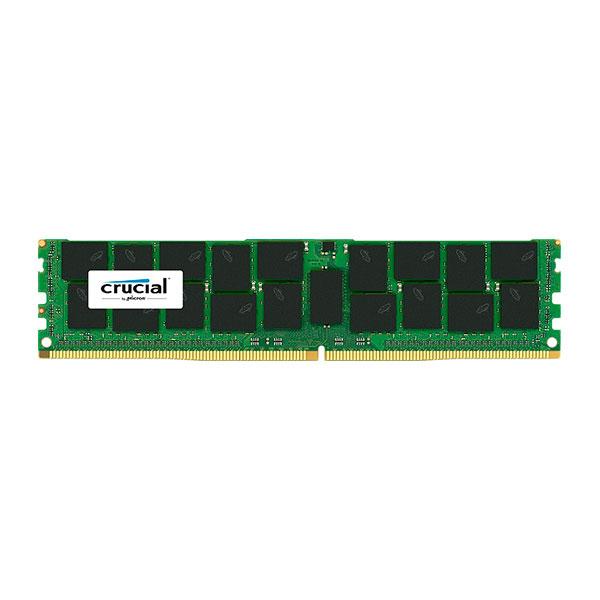 Crucial DDR4 2133 16GB RDIMM ECC 2RX4 – Memoria RAM
