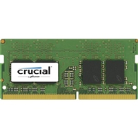 Crucial DDR4 2666MHz 16GB CL19 DR x8 SODIMM  Memoria RAM