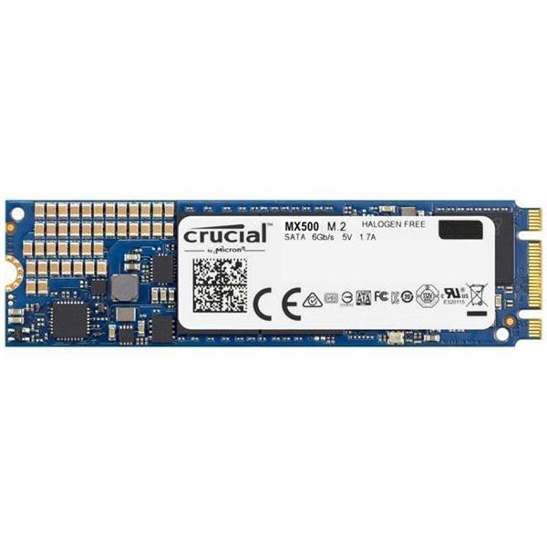 Crucial MX500 250GB M2 2280 SATA  Disco Duro SSD