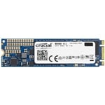 Crucial MX500 250GB M.2 2280 SATA - Disco Duro SSD