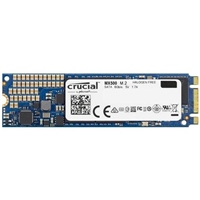 Crucial MX500 250GB M.2 2280 SATA – Disco Duro SSD