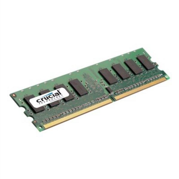 Crucial DDR2 667Mhz 2GB DIMM  Memoria RAM