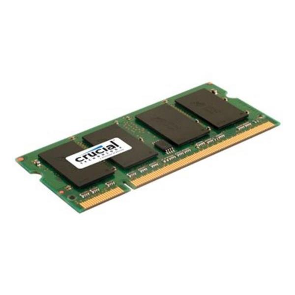 Crucial DDR2 800Mhz 2GB SO DIMM  Memoria RAM