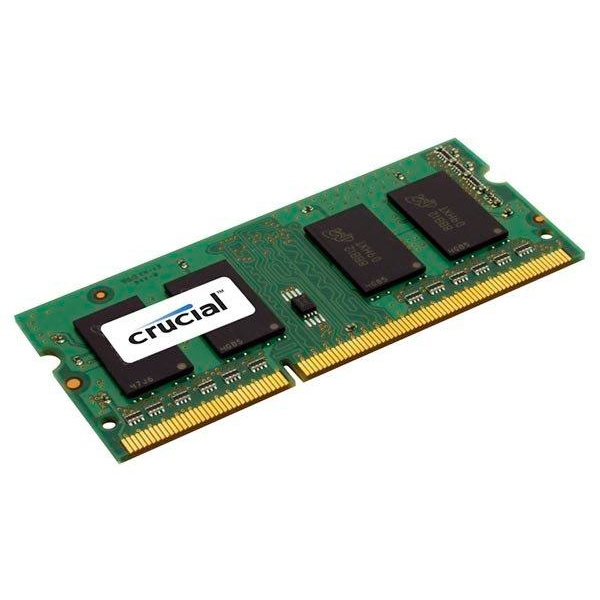 Crucial - DDR3 - 2 GB - DIMM SO de 204 patillas