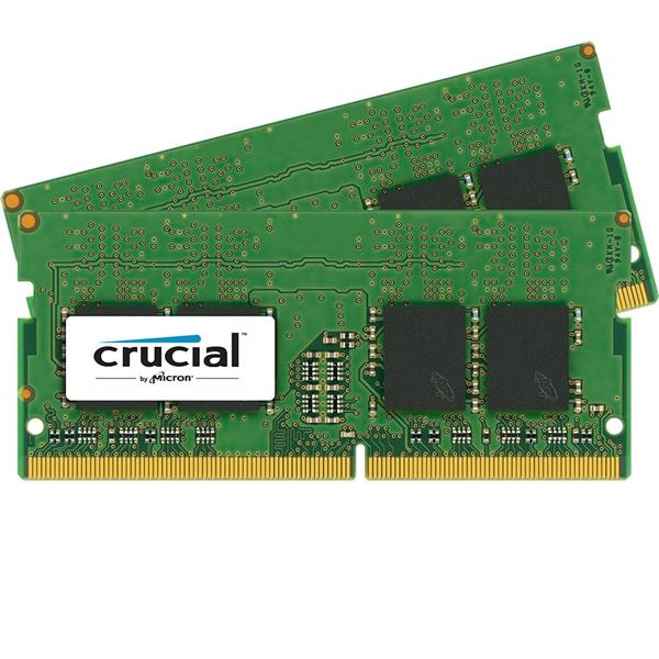 Crucial DDR4 2400MHz 32GB 221516 CL17 DR x8 SODIMM  RAM