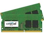 Crucial DDR4 2400MHz 32GB (2x16) CL17 DR x8 SODIMM - RAM