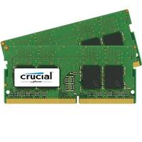 Crucial DDR4 2400MHz 32GB (2×16) CL17 DR x8 SODIMM – RAM