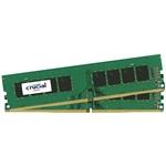 Crucial DDR4 2400MHz 8GB 2x4 CL17 SR x8  Memoria RAM