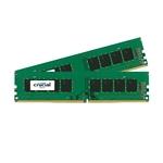 Crucial DDR4 2400MHz 16GB (8x2) CL17 - Memoria RAM