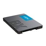 Crucial BX500 SATA 25 480GB  Disco Duro SSD