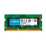 Crucial DDR3 1066Mhz 4GB SO DIMM MAC  Memoria RAM