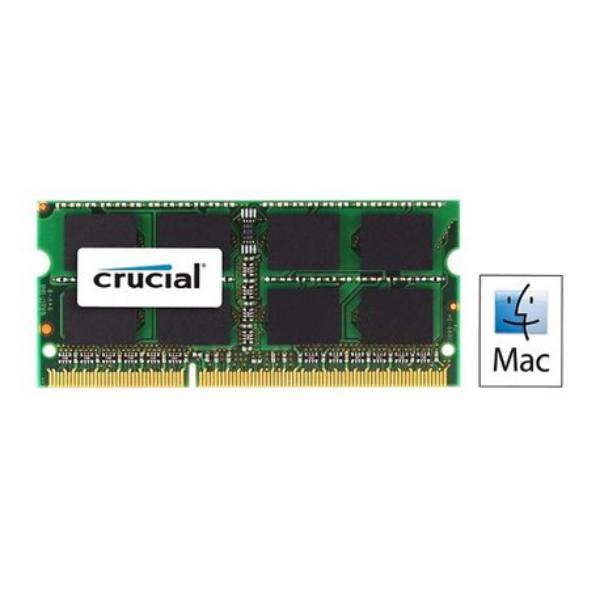 Crucial DDR3 1866MHz SODIMM Apple – Memoria RAM