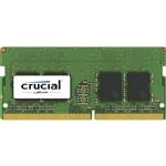 Crucial DDR4 2400MHz 4GB CL17 SR x16 SODIMM - Memoria RAM
