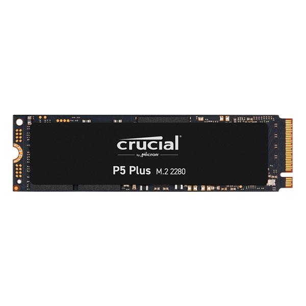 Crucial P5 Plus M.2 500GB NVMe Gen4 PCIe 4.0 - Disco duro SSD