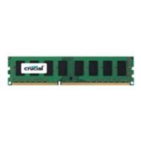 Crucial DDR3 1600MH 4GB DIMM  Memoria RAM