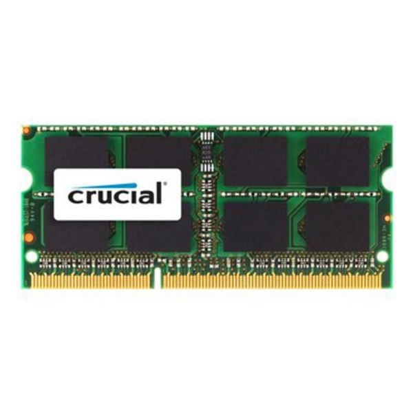 Crucial DDR3 1333Mhz 8GB SO DIMM Apple  Memoria RAM