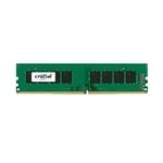 Crucial DDR4 2400MHz 8GB  Memoria RAM