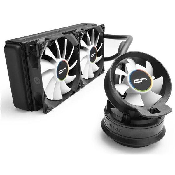 Cryorig A40 multisocket – Refrigeración Líquida