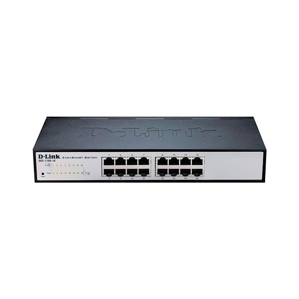 D-Link DES-1100-16 16 Puertos 10/100 - Switch