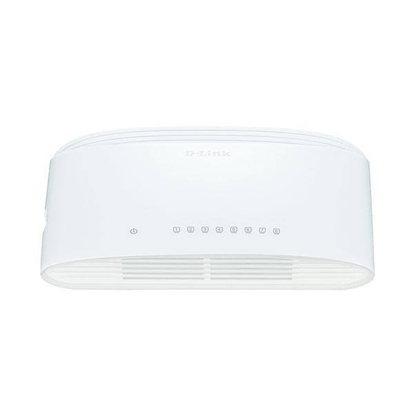 D-Link DGS 1008D 8p Gigabit – Switch