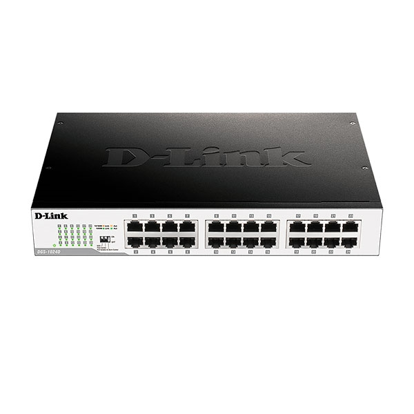 D-Link DGS-1024D 24 Puertos Gigabit - Switch