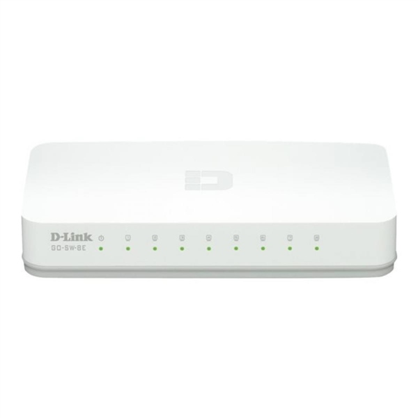D-Link GO-SW-8E 8P 10/100 – Switch
