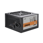 Deepcool DN650 650w Black 80 White  FA
