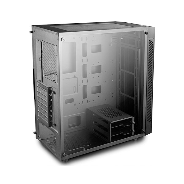 Deepcool Matrexx 55 Negra RGB E-ATX - Caja