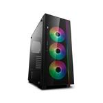 Deepcool Matrexx 55 V3 ADDRGB 3F Black  Caja