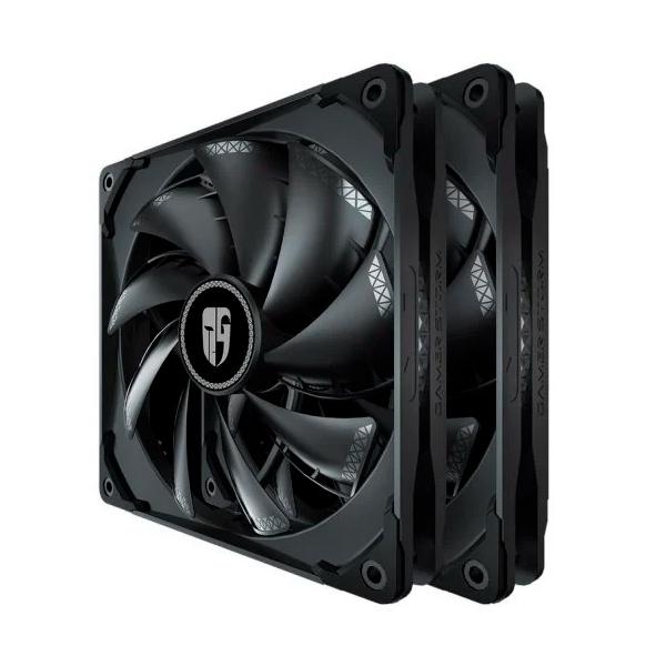 Deepcool Castle 280EX ARGB Black  Refrigeración Líquida