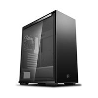 Deepcool Macube 310 TG negra  Caja