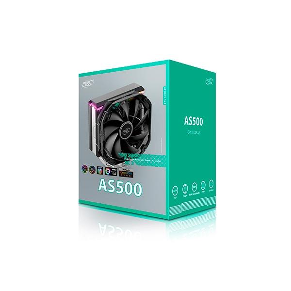 Deepcool AS500 ARGB  Disipador