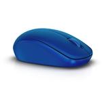 Dell WM126 Wireless Azul  Ratón