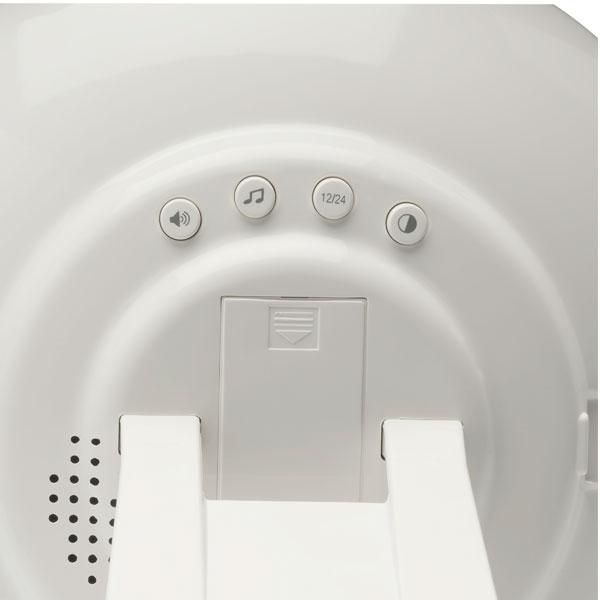 DENVER CRL330 6 sonidos Alarma de luz  Despertador