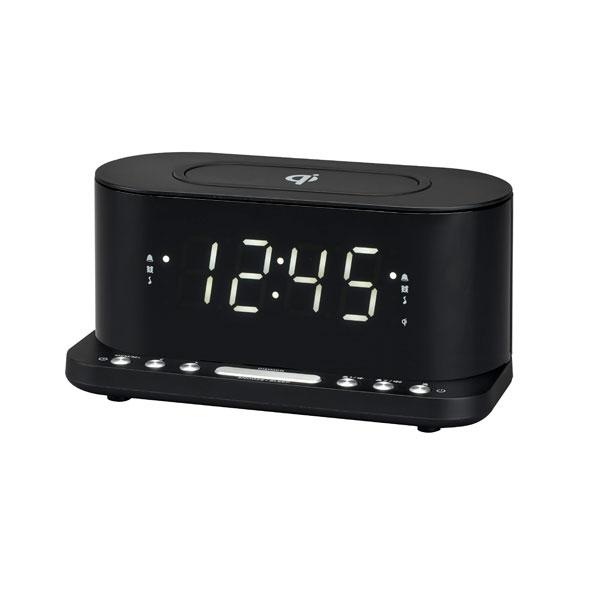 Denver CRQ110 Radio FM base de carga IQ  Despertador
