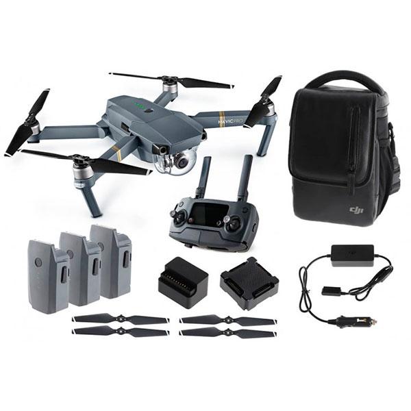 DJI Mavic Pro Combo – Drone