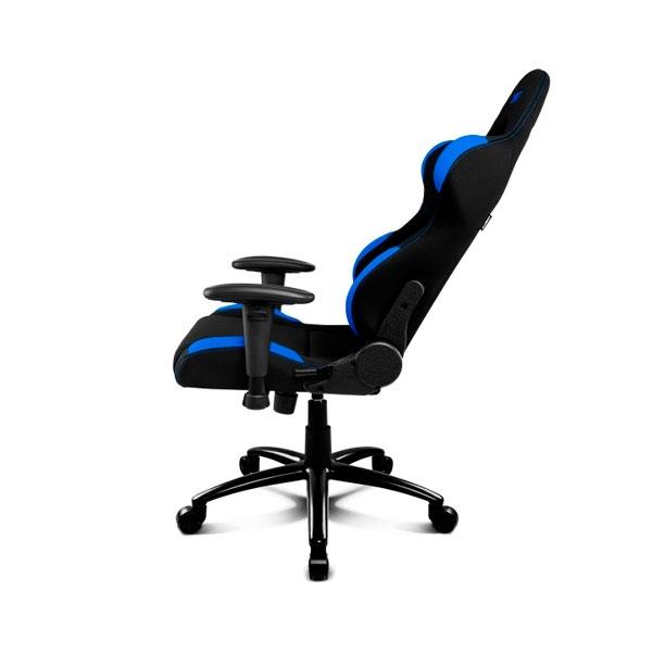 Silla Gaming Drift DR100 Negro / Azul - Silla