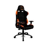 Silla Gaming Drift DR100 Negro / Naranja - Silla