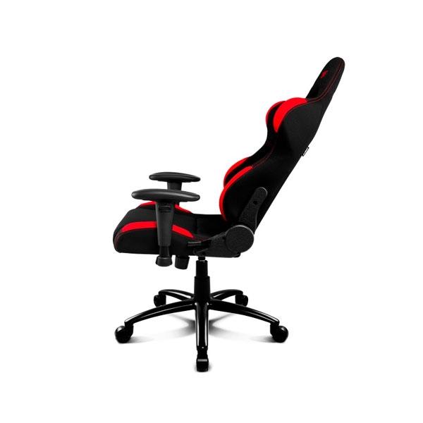 Drift Gaming DR100 Negro  Rojo  Silla
