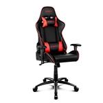 Drift Gaming DR125 negra  roja  Silla