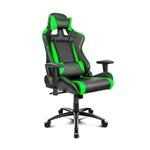 Drift Gaming DR150 Negra  Verde  Silla