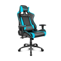 Silla Gaming Drift DR150 Negra / Azul – Silla