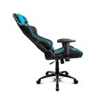 Silla Gaming Drift DR150 Negra / Azul - Silla