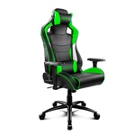 Drift Gaming DR400 Negra / Verde / Blanco - Silla