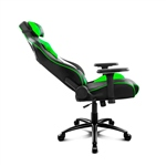 Silla Gaming Drift DR400 Negra  Verde  Blanco  Silla