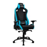 Drift Gaming DR500 negra  azul  Silla