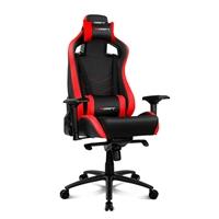 Drift Gaming DR500 negra  roja  Silla