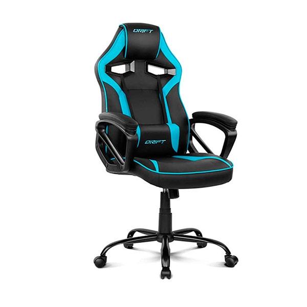 Drift Gaming DR50 negra / azul - Silla